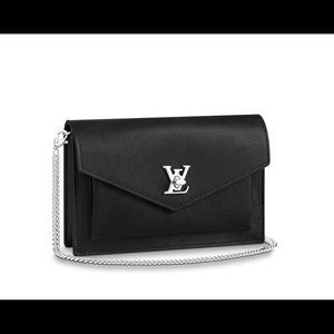 NEW Louis Vuitton Mylockme Chain Pochette